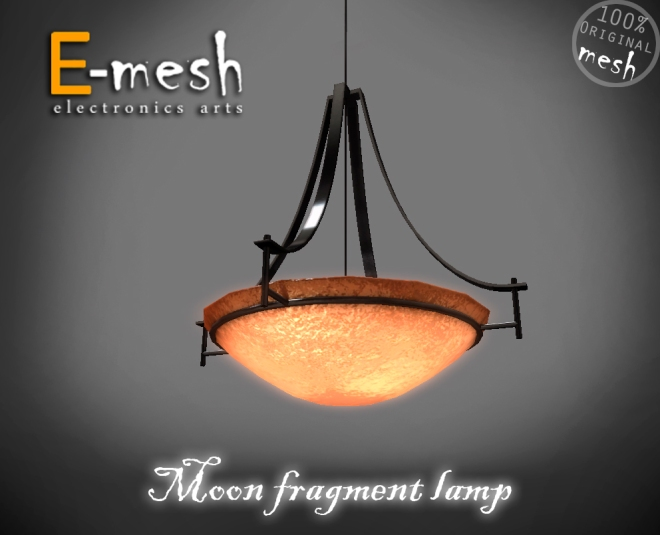 moon fragment lamp pic